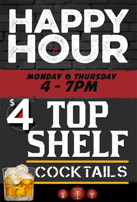 Link to happy hour specials